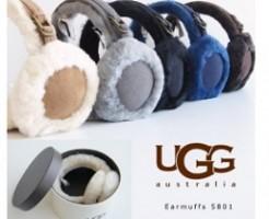UGG アグのイヤ―マフラー