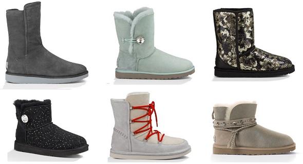 UGG 2015 秋冬の新作 ブーツ