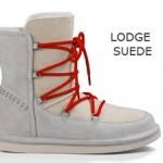 アグの新作レディースブーツ ロッジ LODGE SUEDE