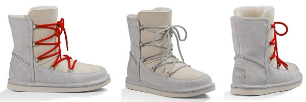 UGG  ロッジ LODGE SUEDEの詳細