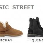 UGG CLASSIC STREET クラシックストリートの紹介